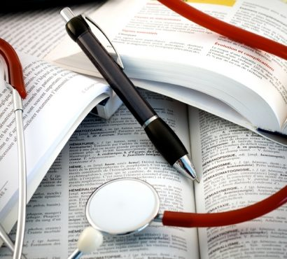 stethoscope-and-book